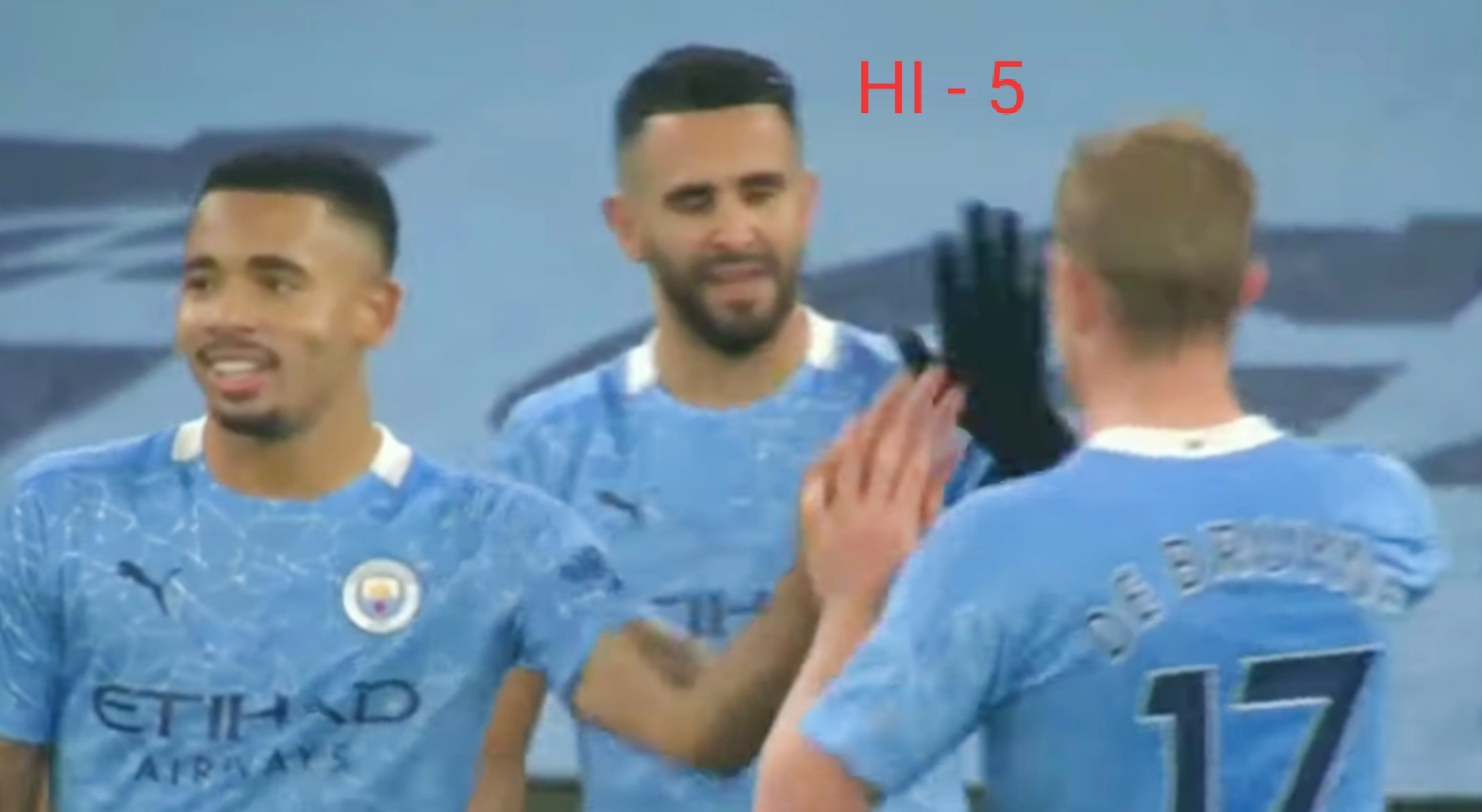 Read more about the article MAN CITY 5 BURNLEY 0