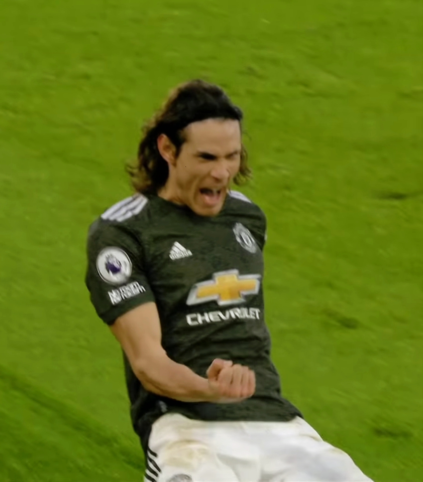 Read more about the article CAVANI ISSUED A 3 MATCH BAN