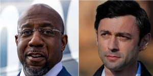Read more about the article Democrats Win The Georgia Runoff Elections