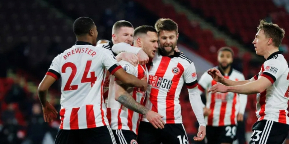 Read more about the article Sheffield United get their first Premier League win of the Season
