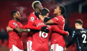 Read more about the article NEW YEAR GLORY FOR MAN UNITED