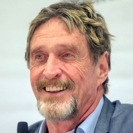 Read more about the article Sensational John McAfee Found Dead in Spanish Prison