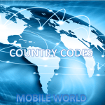 Country Codes & The Best Mobile Phone Operators